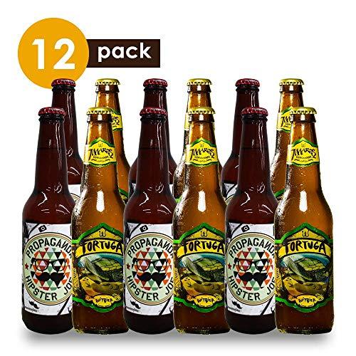 Cerveza Artesanal Trigo Cervexxa Beerpack 12
