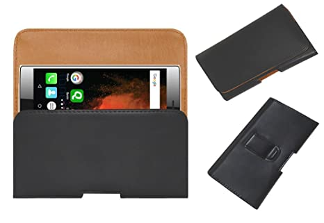 buy popular 70c21 93bbd Acm Belt Holster Case for Micromax Canvas 6 E485 Cover: Amazon.in ...