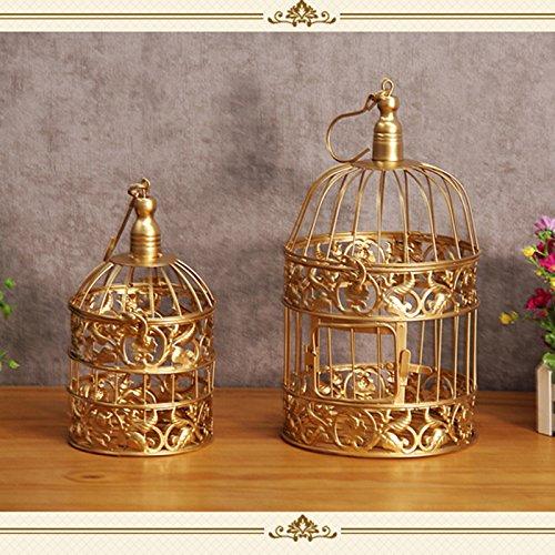 2 pcs soporte para cupcakes, diseño de boda de jaula barware ...