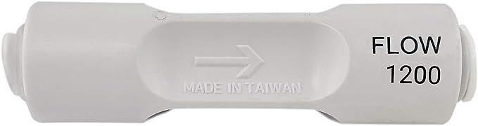 Reverse Osmosis Flow Restrictor Capillary Tube Insert 1052//ml//min 100 GPD