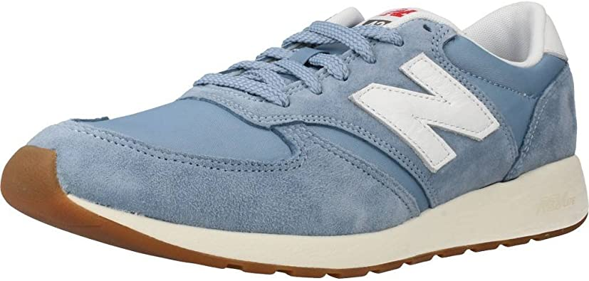 New Balance Mens 420 Re-Engineered Mens Light Blue Sneakers: Amazon.es: Zapatos y complementos