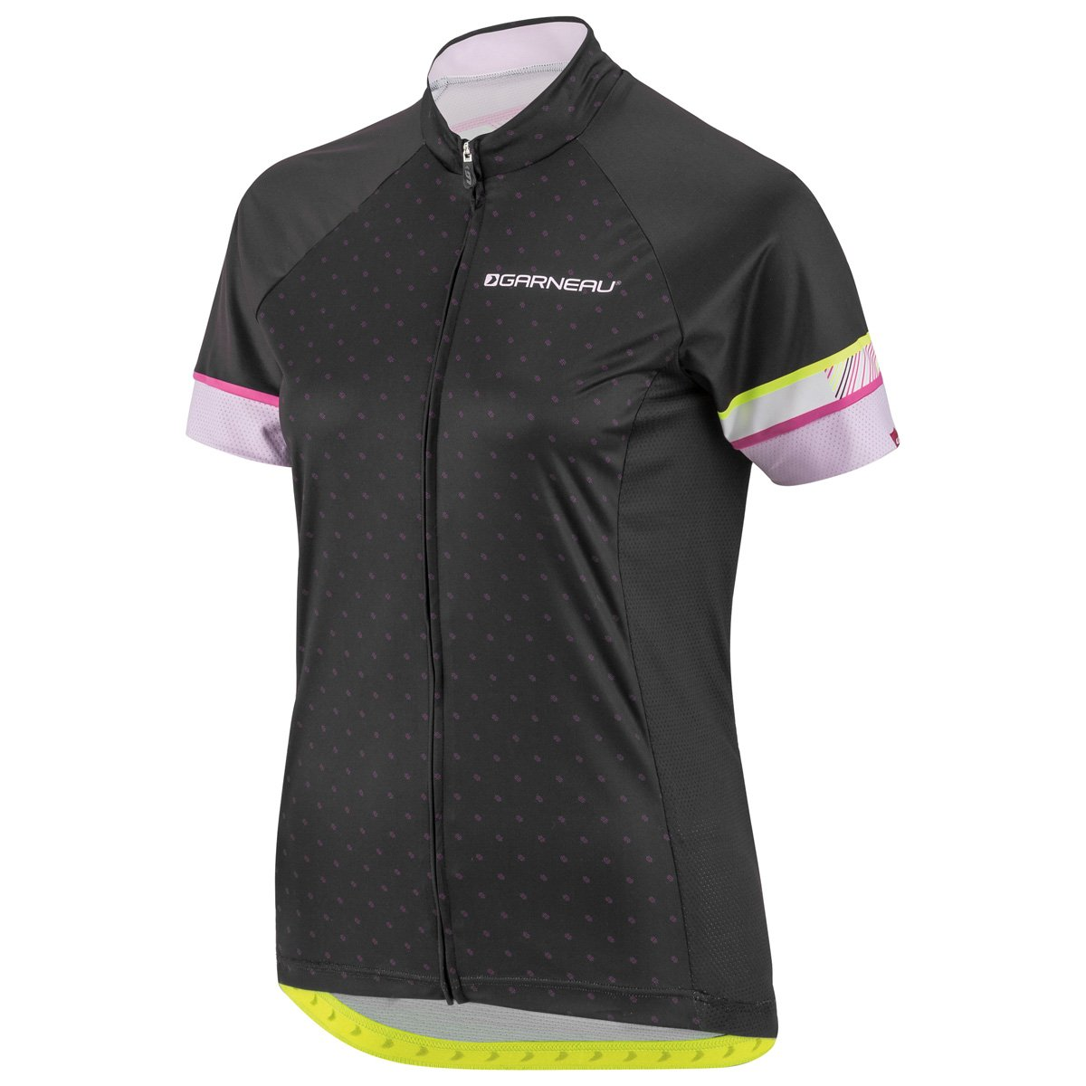 Louis Garneau Womens Equipe Lightweight Ventilated Short Sleeve Cycling Jersey  XS Black  Amazon.co.uk  Sports   Outdoors 4239d82ed