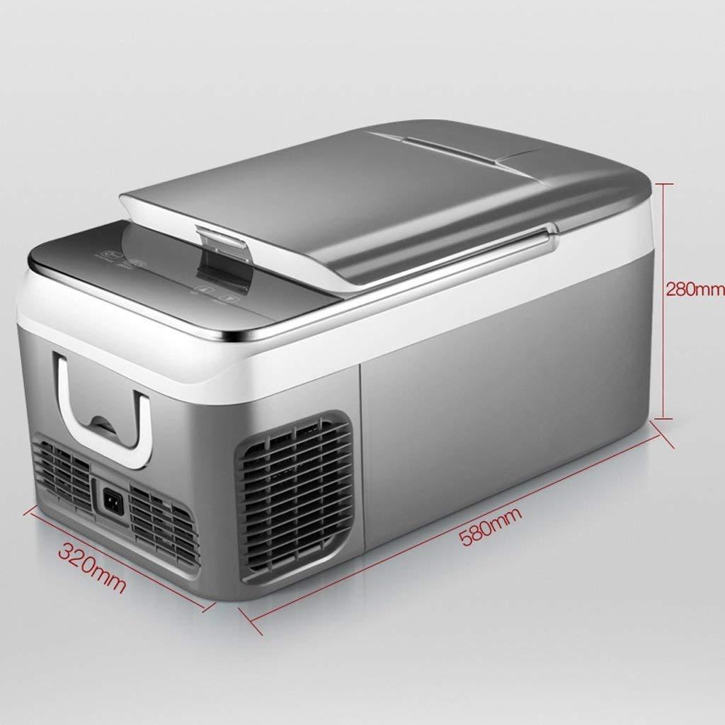 Kievy Eléctrico DC/AC Caliente o frío Caja fría Portátil Compresor ...
