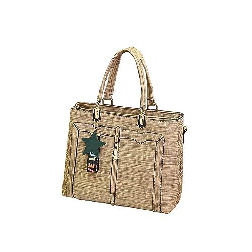 Sencillo Vida- B55 bolsos de hombro/Mochila / Bolsos Bandolera de Mujer Bolso de mano desigual fiesta mujer de Viaje Shoulder Bag Handbag: Amazon.es: ...