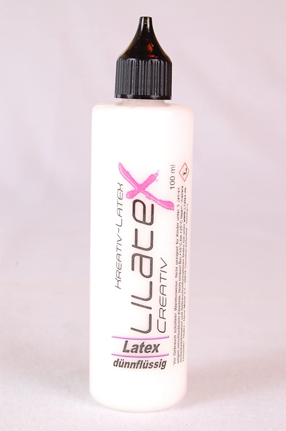 Lilatex Flü ssiglatex 100ml Tilutec