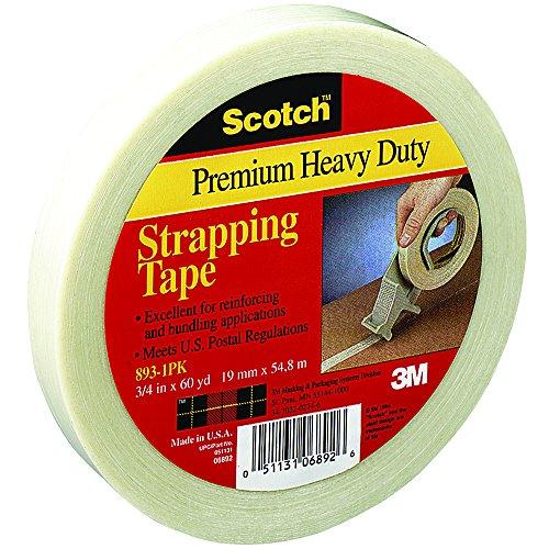 Scotch 893 Filament Tape - 3
