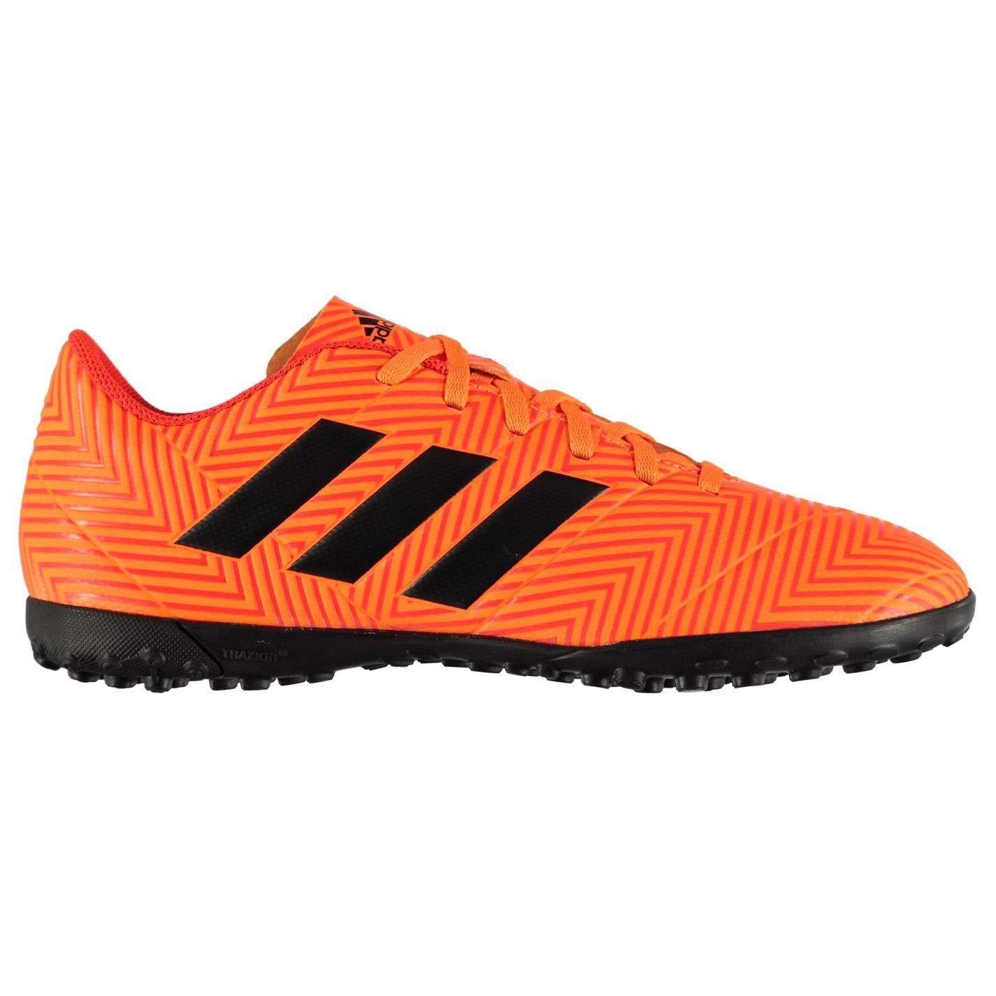 068f930d8c64 Adidas Nemeziz Tango 18.4 Astro Turf Football Trainers Mens Orange Soccer  Shoes: Amazon.co.uk: Shoes & Bags