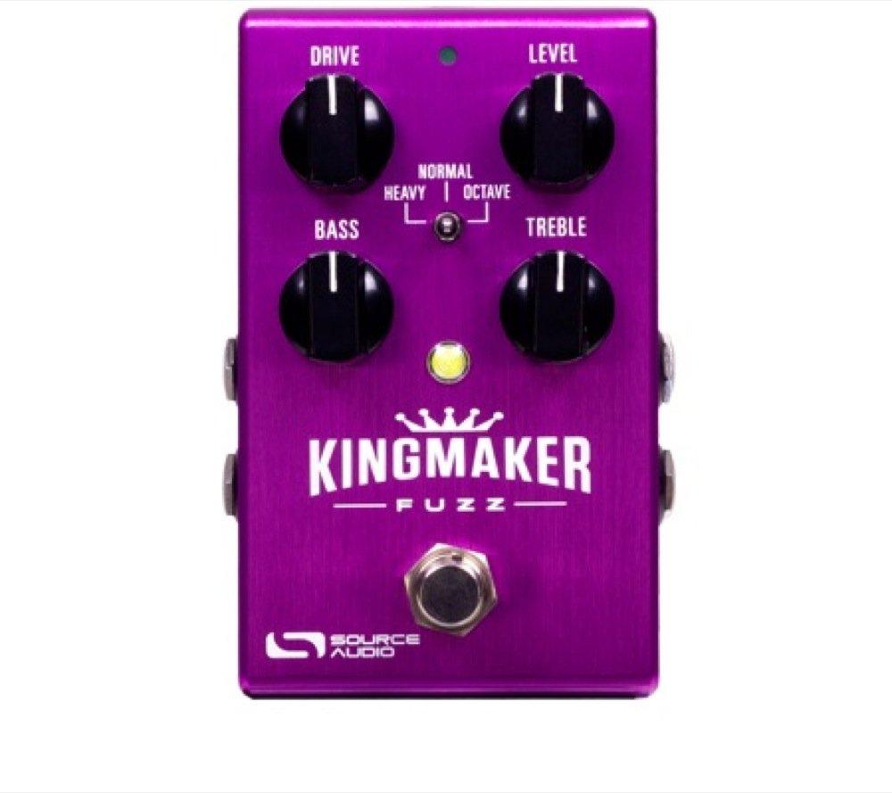 高品質の人気 Source KINGMAKER Audio ソースオーディオ B01GHN2I3U/ Fuzz SA245 KINGMAKER Fuzz B01GHN2I3U, 文京区:1713d40f --- adornedu.com
