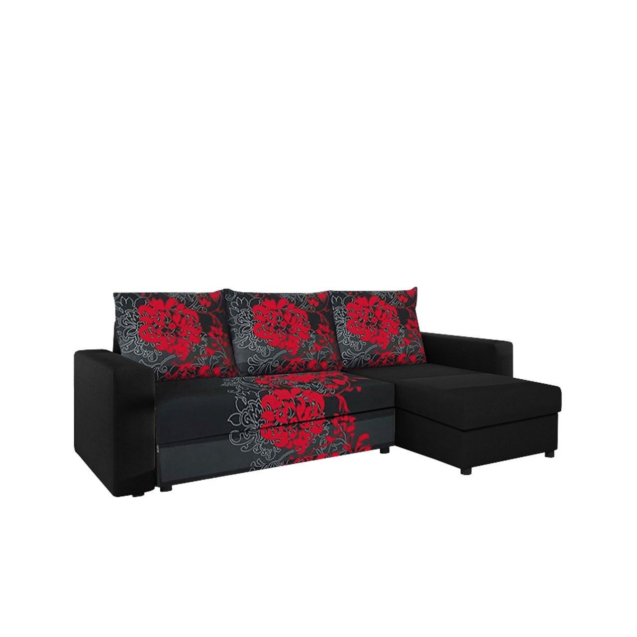 Mirjan24 Ecksofa Top Lux! Sofa Eckcouch Couch! mit Schlaffunktion ...