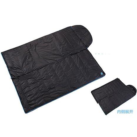 SUHAGN Saco de dormir Saco De Dormir Al Aire Libre Exterior Equipamiento Exterior Camping Otoño E Invierno Adulto Pequeño ...