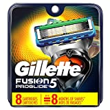 Gillette Fusion5 ProGlide Power Men's Razor Brade Refill Catridges, 8 Count