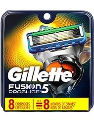 Gillette Fusion5 ProGlide Men's Razor Blades, 8 Blade...