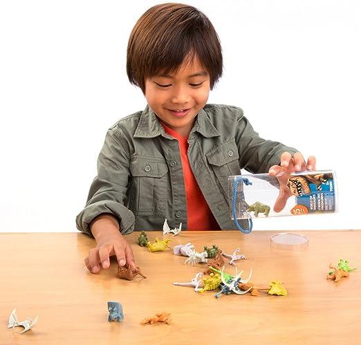 TOMY World of Dinosaurs - Kits de Figuras de Juguete para niños (Cualquier género, Multi): Amazon.es: Juguetes y juegos