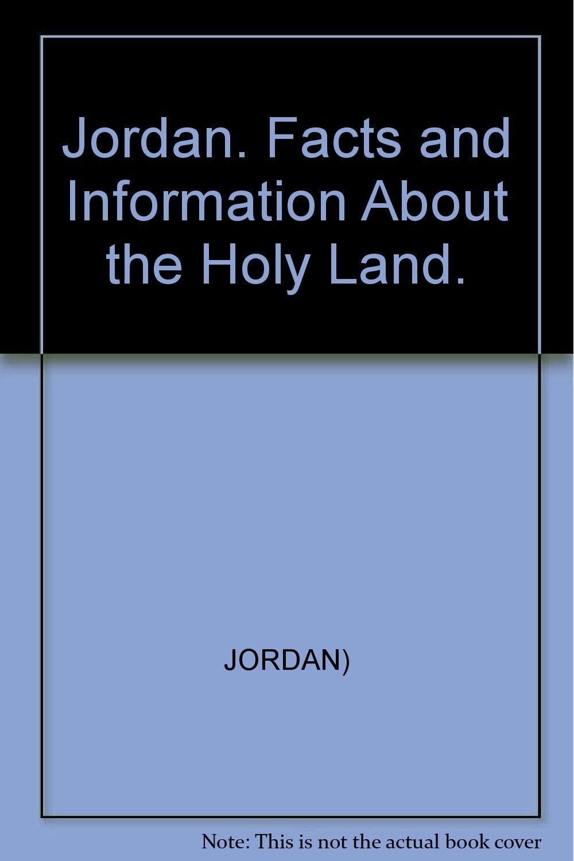 jordan information