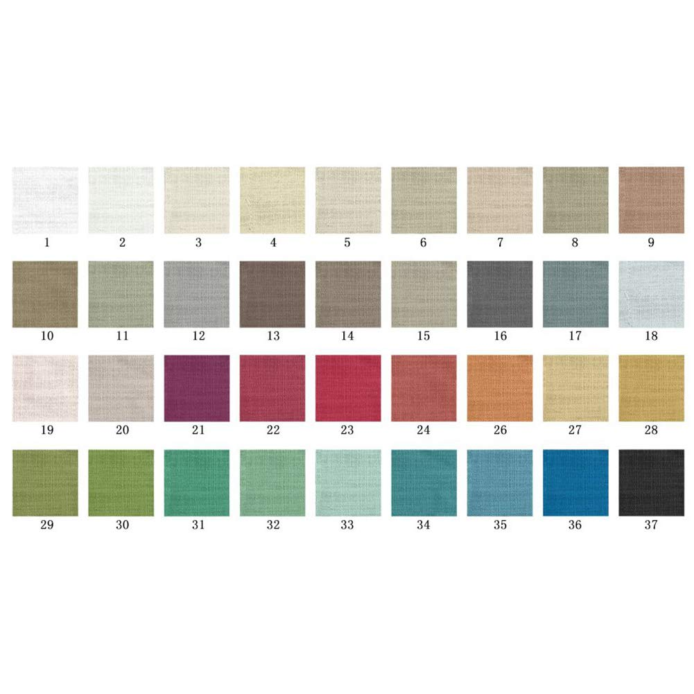 Linen Collection. Macochico Khaki Samples Swatches Quantity of Your Purchase reaches 5, The Price Will be Automatically Reduced to $29.99. 1 Fabric