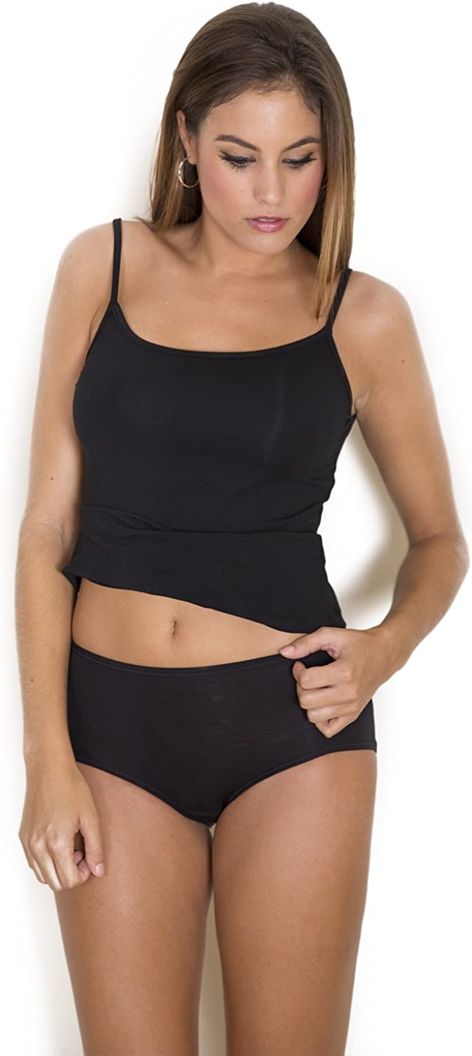 Silkyboo Bamboo Camisole//Top for Women.Feel Good in Bamboo.
