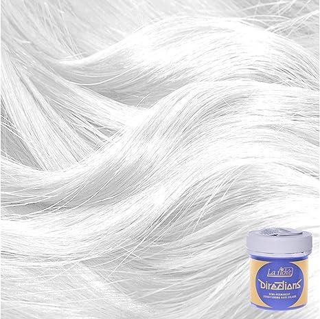 La Riché Directions Hair Colour - Tinte para el cabello, 88 ml, color blanco