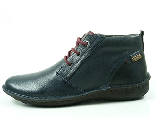 81e84403a39 Pikolinos 01G-5056NGC2 Chile Botas con cordones de cuero para hombre:  Amazon.es: Zapatos y complementos
