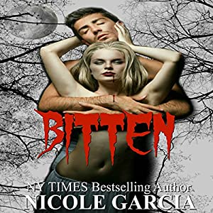 Bitten: A Club Blood Erotic Short #1 Audiobook
