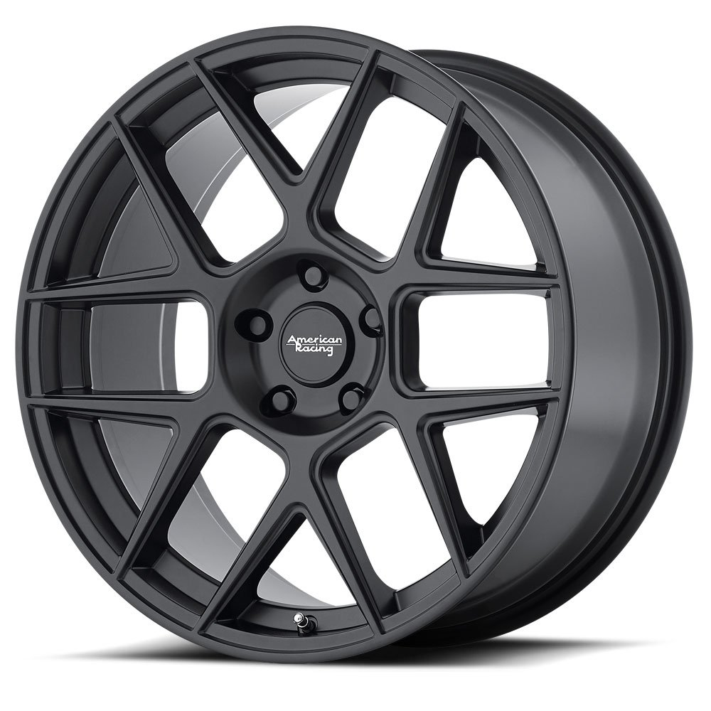 American Racing AR913 Satin Black Wheel (20x10/5x120, +40mm Offset)