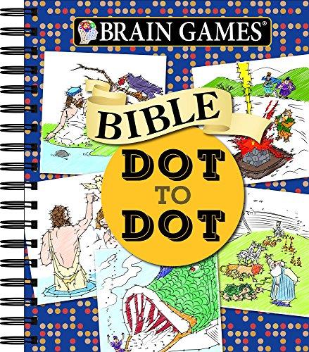 Brain Games® Bible Dot to Dot
