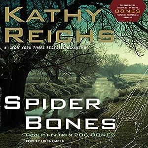 Spider Bones Hörbuch