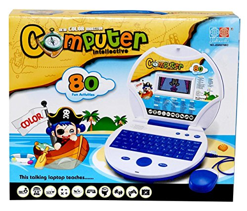 Intellective Pirate Educational Computer (80 Activities) with Mouse