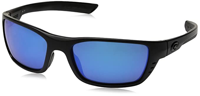 66d1348d0ecc4 Amazon.com  Costa Del Mar Whitetip Sunglasses Blackout Blue Mirror ...
