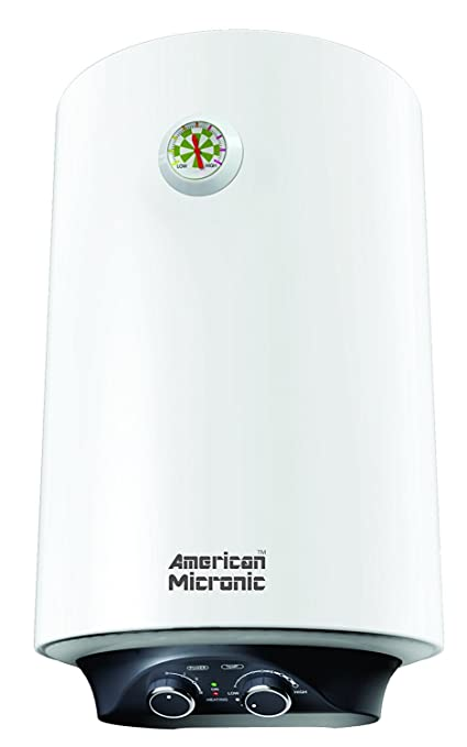 American Micronic AMI WHM3 25LDx 25-Litres Water Heater (White)