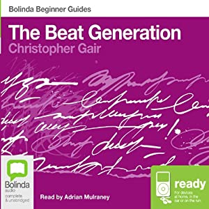 The Beat Generation: Bolinda Beginner Guides Audiobook