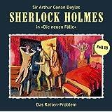 Sherlock Holmes - die neuen Fälle - Fall 18 : Das Ratten-Problem