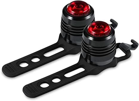 USB recargable Bike luz trasera – 2 Pack – Luz trasera para ...