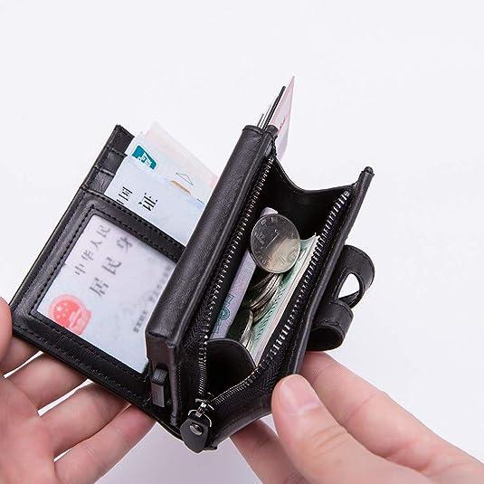 LHWY Cartera clip de dinero Billeteras Paquete de tarjeta de ...