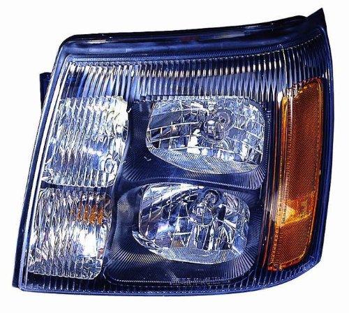 Depo 332-11A7P-AS2 Cadillac Escalade Headlight Assembly