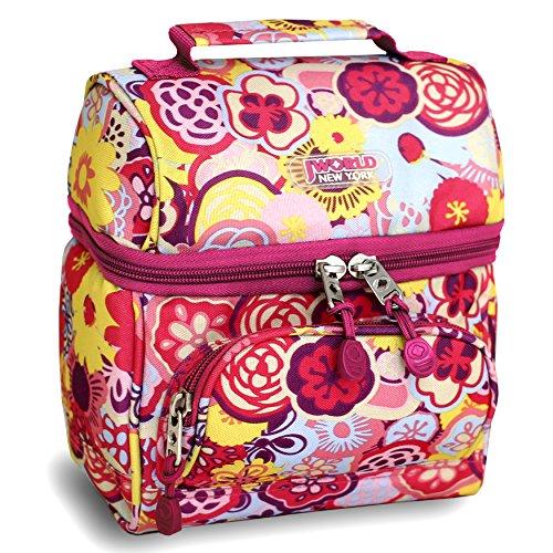 j-world-new-york-corey-lunch-bag-poppy-pansy-one-size