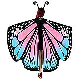 Halloween Butterfly Wings for Women, 3PCS Butterfly