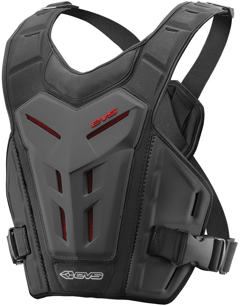 EVS Youth Revo 4 Roost Guard-Black