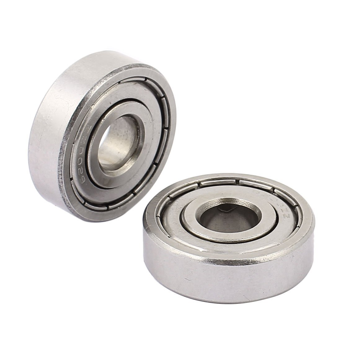 eDealMax 6200 ropa No Bajo nivel de ruido de ranura profunda exceso de velocidad de la bola de cojinete 10 x 30 x 9 mm 5pcs: Amazon.com: Industrial & ...