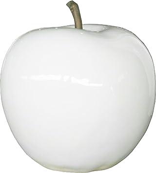 Klocke Deko amazon de klocke fs172 28 deko apfel fruit aus polystone