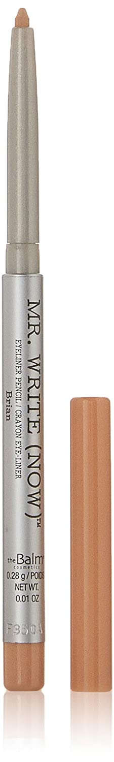 The Balm Mr. Write (Now) Eyeliner Pencil by Thebalm