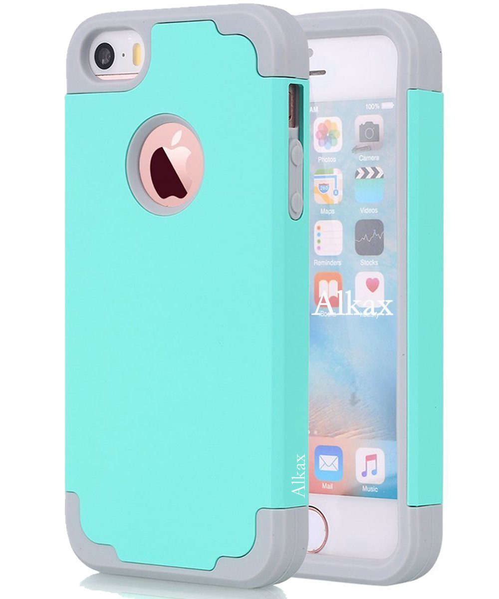Lovely Iphone Se Case 5s 5 Alkax Dual 1 Layer