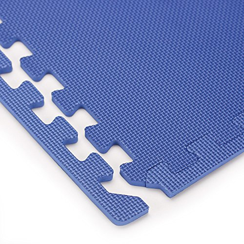 We Sell Mats Multi Color 36 Sq Ft (9 Assorted Tiles