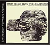 Bulu Songs Cameroons by Bulu Songs From the Cameroons (2013-05-04)