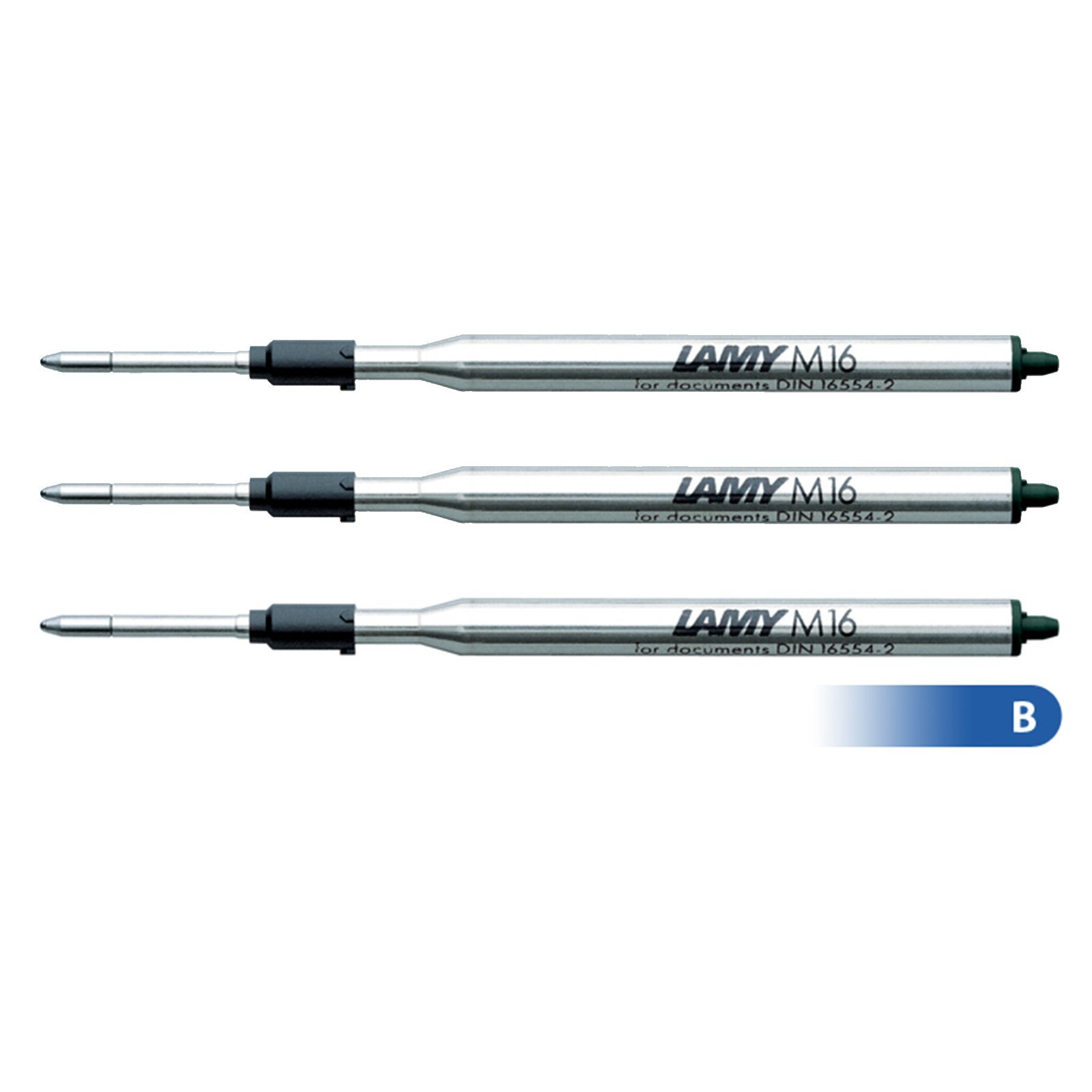 Lamy X 3 M16 Ballpoint Pen Refill Blue Broad (Db00156)