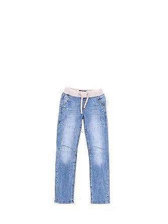 Guess L93A07D3QL0 Pantalones Vaqueros niño: Amazon.es: Ropa ...