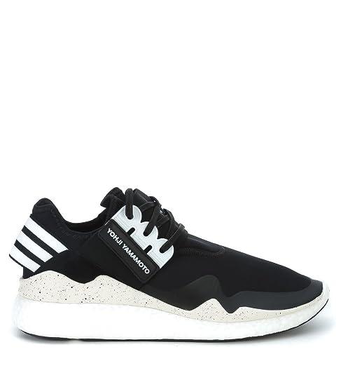 f82e60e15e009 Adidas Men s Y-3 retro Boost Black White B35693 (SIZE  11.5)  Amazon ...
