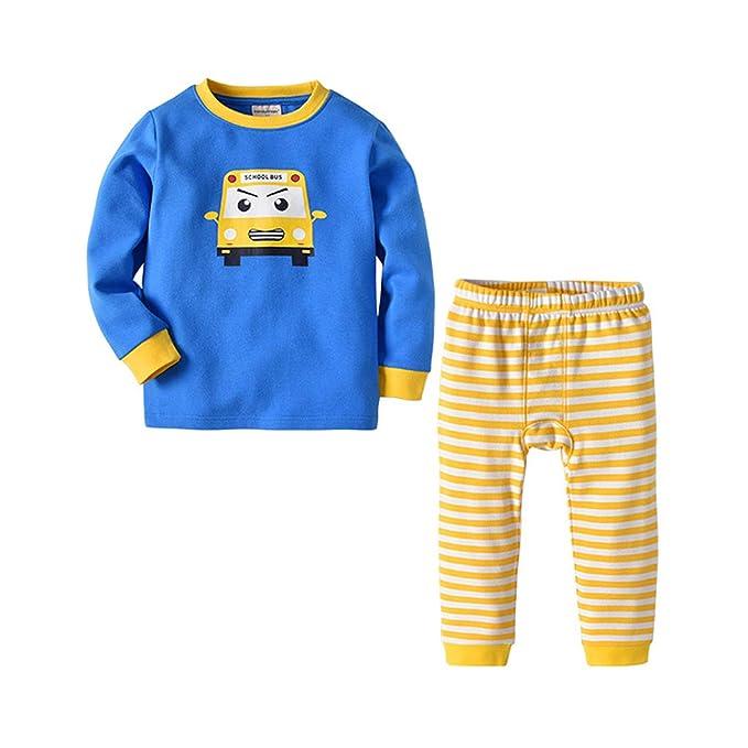 Amazon.com: Juego de ropa de algodón para bebés y niñas de ...