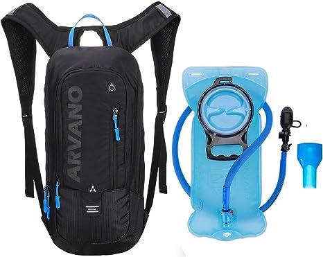 UK 2L Water Bladder Backpack Hydration Syste Hiking Camping Bag Camel Bak Pack