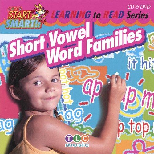 Short Vowel Word Families Cd & -