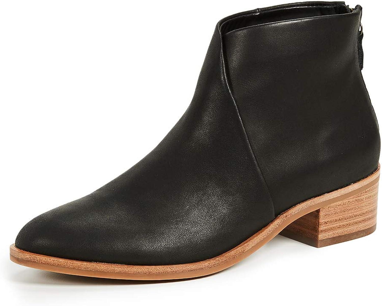 Soludos Venetian Leather Bootie